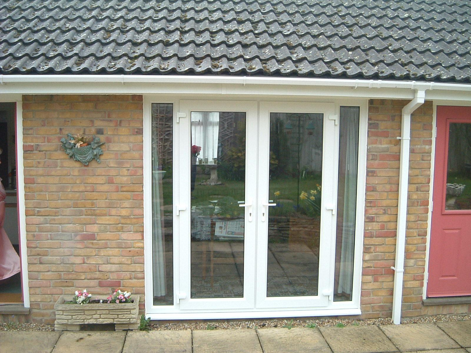 Southampton window cleaners window cleaning in southampton for French doors with windows on each side